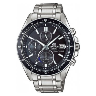 Casio EDIFICE EFS S510D-1A Sapphire Crystal, Solar, Water resistance 100M, 46.1 mm