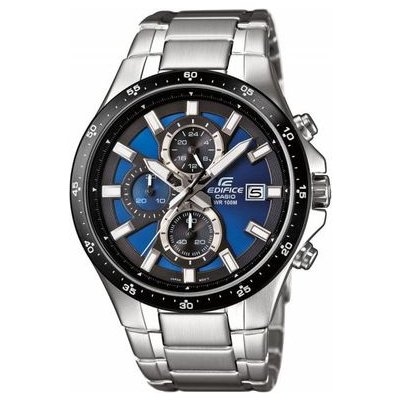 Casio EDIFICE EFR 519D-2A Vode odolnosť 100M ,Quartz Chronograf, 47 mm