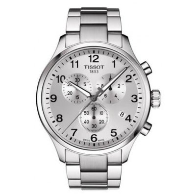 Tissot T-Sport Chrono XL T116.617.11.037.00 CHRONO XL, Water resistance 100M, 45 mm