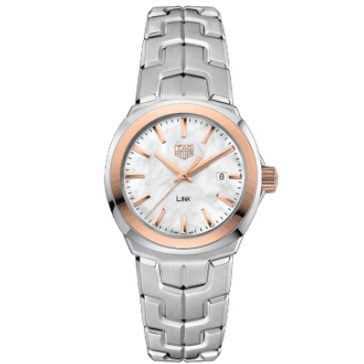 TAG Heuer Link WBC1350.BA0600 Diamanty, Quartz, 32 mm