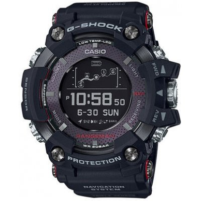 Casio G-SHOCK Rangeman GPR B1000 -1E GPS, Bluetooth, Water resistance 200M, 57.70 mm