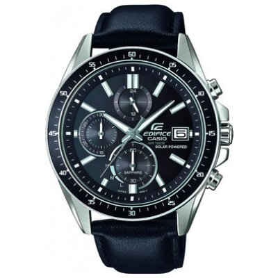 Casio EDIFICE EFS S510L-1A Sapphire Crystal, Solar, Water resistance 100M, 46.1  mm