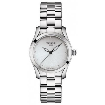 Tissot T-Lady T112.210.11.036.00 Diamanty, Quartz, 30 mm
