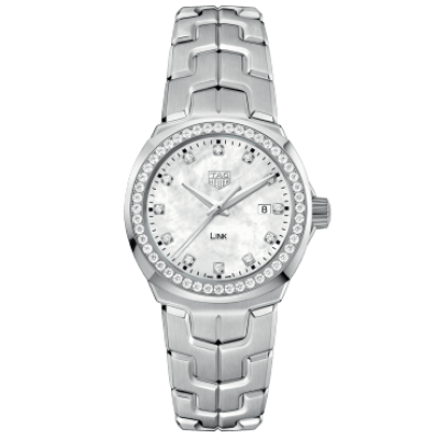 TAG Heuer Link WBC1316.BA0600 Diamanty, Quartz, 32 mm