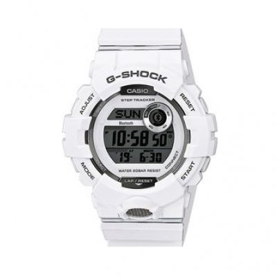 Casio G-SHOCK GBD 800-7 Bluetooth, Krokomer, Vode odolnosť 200M, 54.10 mm