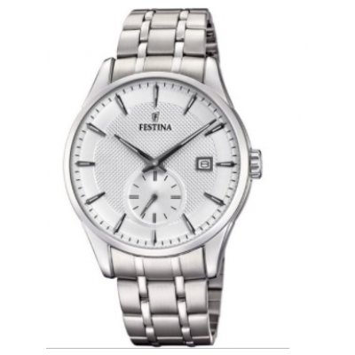 Festina Retro F20276/1 Quartz, 41 mm