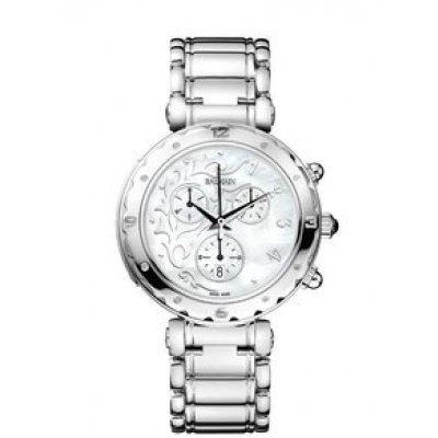 Balmain Downtown BALMAINIA CHRONO LADY B56313383 Diamanty, Quartz Chronograf, 38 mm