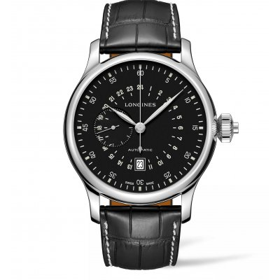 Longines Heritage L27974530 Avigation, Automat Chronograf, 47.50 mm