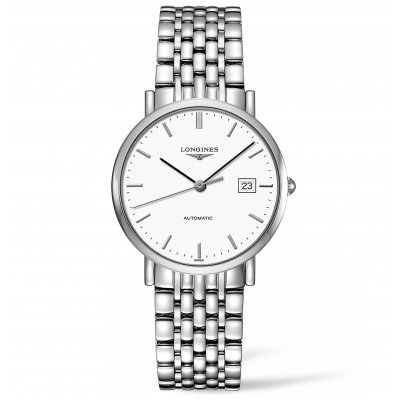 Longines Elegant Collection L48104126 Indexy, Automat, 37 mm