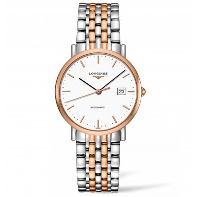 Longines Elegant Collection L48105127 Indexy, Automat, 37 mm