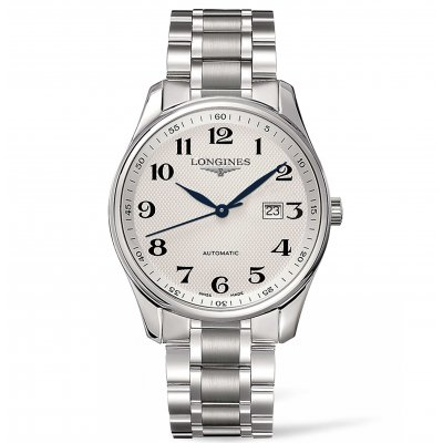 Longines Master Collection L28934786 Oceľový náramok, Automat, 42 mm
