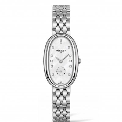 Longines Symphonette L23064876 Diamanty, Quartz, 21.90 mm