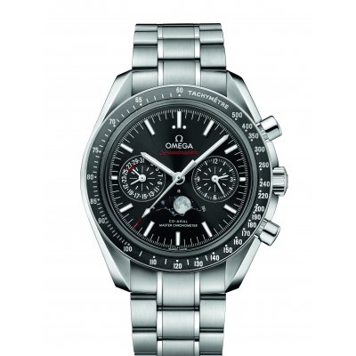 Omega Speedmaster Moonwatch 304.30.44.52.01.001 Moonphase, Automatic Chronograph, 44.25 mm