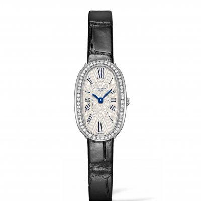 Longines Symphonette L23050710 Diamonds, Quartz, 18.90 x 29.40
