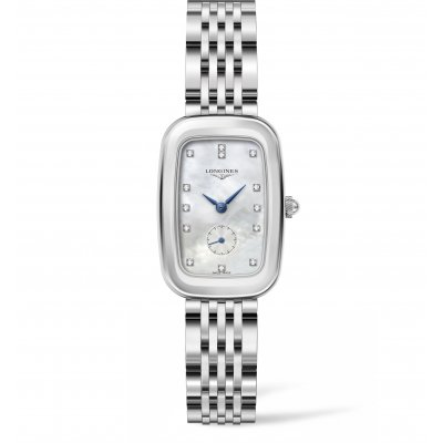Longines Equestrian L61424876 Diamanty, Quartz, 24.70 x 36.00 mm