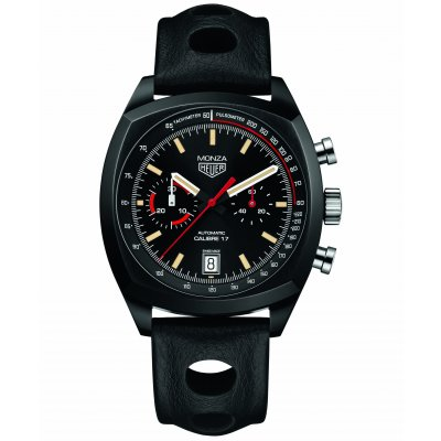 TAG Heuer Heritage CR2080.FC6375 Monza, Automat Chronograf, 42 mm