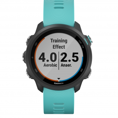Garmin Forerunner 245 Music Aqua 010-02120-32 42.3 mm, Corning Gorilla® Glass, Vode odolnosť 50M