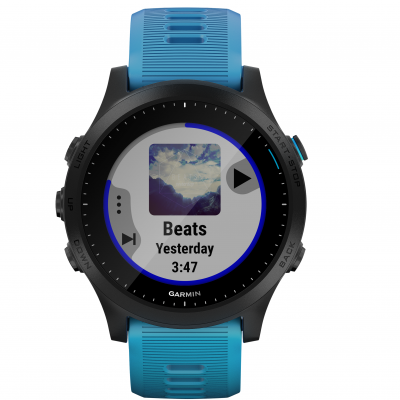 Garmin Forerunner 945 Blue 010-02063-11 47 mm, Corning® Gorilla® Glass, Vode odolnosť 50M