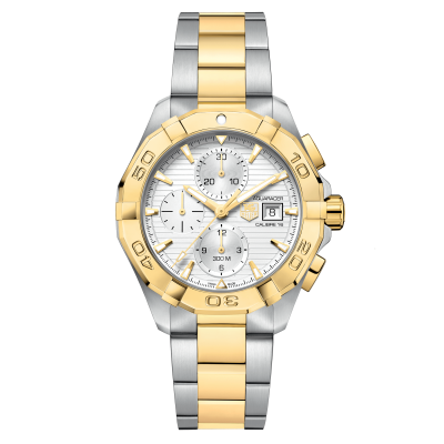 TAG Heuer Aquaracer Calibre 16 CAY2121.BB0923 Water resistance 300M, Automatic Chronograph,43 mm