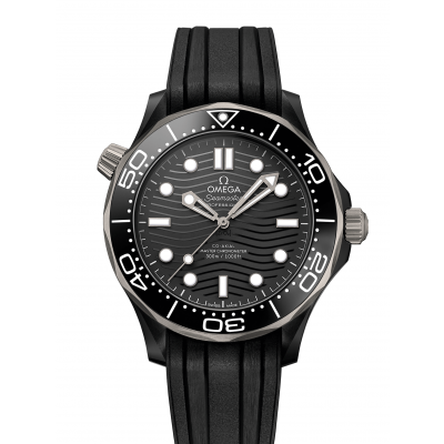 Omega Seamaster Diver 300M 210.92.44.20.01.001 In-house calibre, Ceramic, 43.50 mm