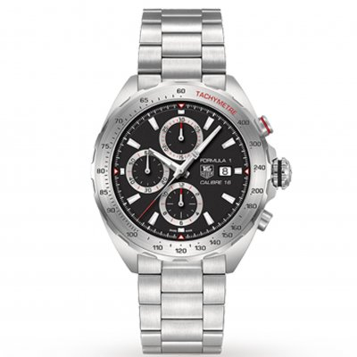 TAG Heuer Formula 1 Calibre 16 CAZ2010.BA0876 Calibre 16, Automatic Chronograph, 44 mm