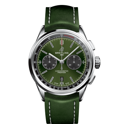 Breitling Premier B01 Chronograph 42 BENTLEY AB0118A11L1X1 In-house calibre, 42 mm, Automat