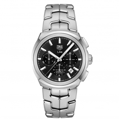 TAG Heuer Link Calibre 17 CBC2110.BA0603 Water resistance 100M, 41 mm