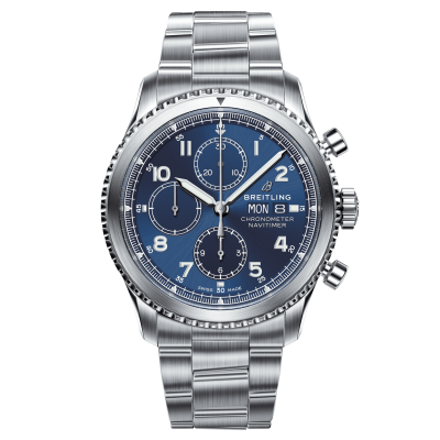 Breitling Navitimer 8 Chronograph 43 A13314101C1A1 Automatic Chronograph, 43 mm