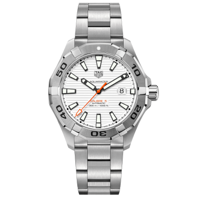 TAG Heuer Aquaracer Calibre 5 WAY2013.BA0927 Water resistance 300M, Automatic, 43 mm