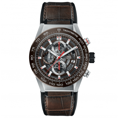 TAG Heuer Carrera Heuer 01 CAR201U.FC6405 Manufaktúrny kaliber, 43 mm