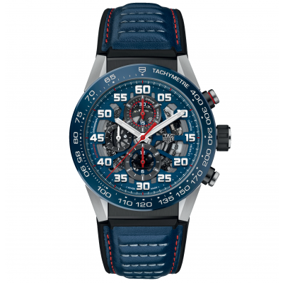 TAG Heuer Carrera CAR2A1N.FT6100 RED BULL RACING, HEUER 01, Automat, 43 mm