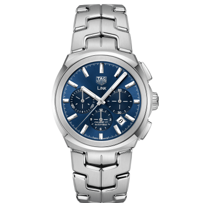 TAG Heuer Link CBC2112.BA0603 Automat, Chronograph, Water resistance 100M, 41 mm