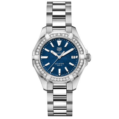 TAG Heuer Aquaracer WAY131N.BA0748 Diamanty, Quartz, 35 mm