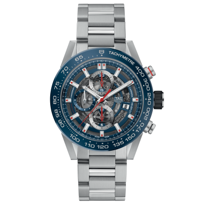 TAG Heuer Carrera Heuer 01 CAR201T.BA0766 Tourbillon, 43 mm