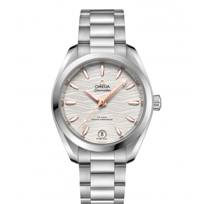 Omega Seamaster Aqua Terra 150M 220.10.34.20.02.001 In-house calibre, Water resistance 150M, 34mm