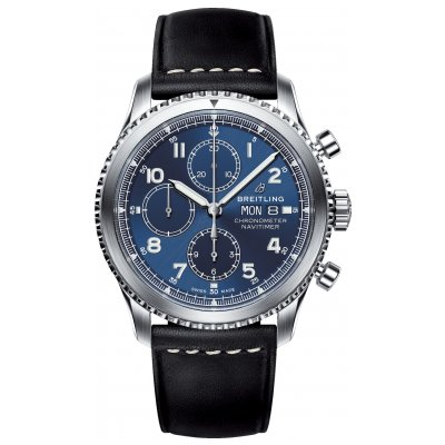 Breitling Navitimer 8 Chronograph 43 A13314101C1X1 Automatic Chronograph, 43 mm