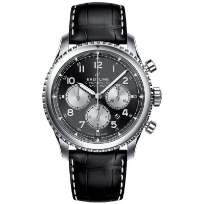 Breitling Navitimer 8 B01 Chronograph 43 AB0117131B1P1 In-house Calibre, Automat Chronograph, 43mm