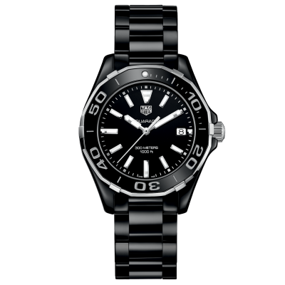 TAG Heuer Aquaracer WAY1390.BH0716 Keramika, Quartz, 35 mm