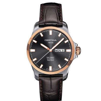 Certina DS First C014.407.26.081.00 Day-Date, Automatic, 40 mm