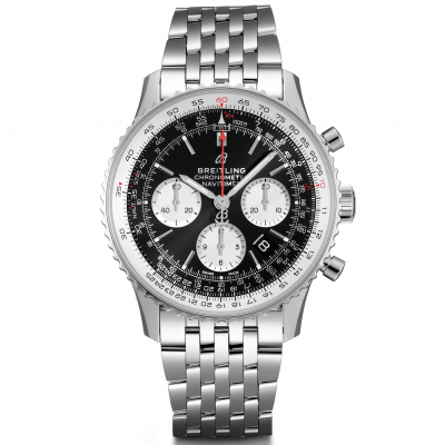 Breitling Navitimer 01 (43) AB0121211B1A1 In-house Calibre, Automat Chronograph, 43mm