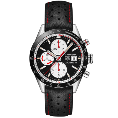 TAG Heuer Carrera CV201AP.FC6429 Calibre 16, Automatic Chronograph, 41 mm