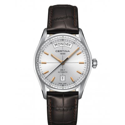 Certina DS-1 C006.430.16.031.00 Day-Date, Automatic, 39 mm