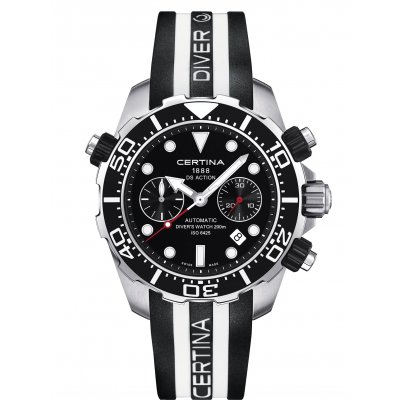 Certina DS Action C013.427.17.051.00 DIVER´S WATCH, Automat Chronograf, 45.2 mm