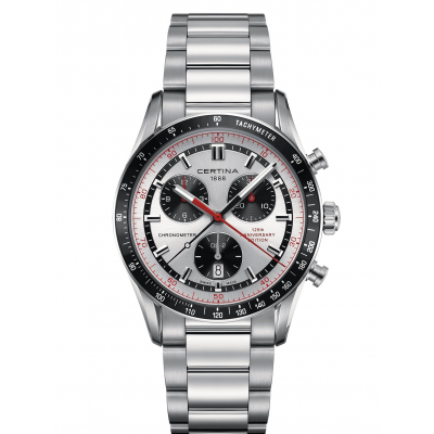 Certina DS-2 C024.448.11.031.00 Precidrive 1/100, Quartz Chronograf, 41 mm