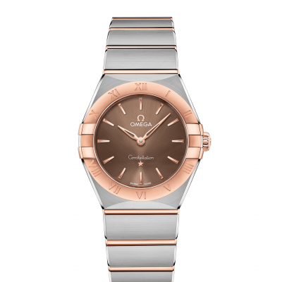 Omega Constellation 131.20.28.60.13.001 Sedna™ Gold, Quartz, 28 mm