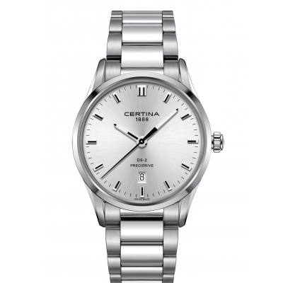 Certina DS-2 C024.410.11.031.20 Precidrive, Quartz, 40 mm