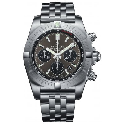 Breitling Chronomat 44 AB0115101F1A1 Calibre 01, Automatic Chronograph, 44 mm