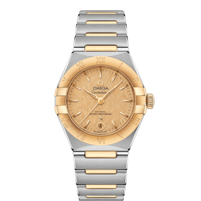 Omega Constellation Manhattan 131.20.29.20.08.001 In-house calibre, Gold, 29mm