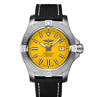 Breitling Avenger Automatic 45 Seawolf A17319101I1X2 Automat, Vode odolnosť 3000M, 45 mm
