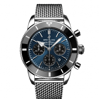 Breitling Superocean Héritage Chronographe 44 AB0162121C1A1 In-house calibre, Water resistance 200M, 44 mm